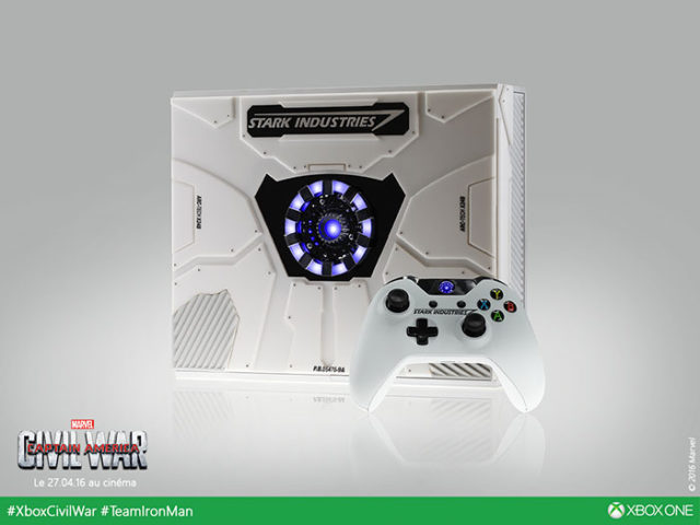 Xbox One Stark