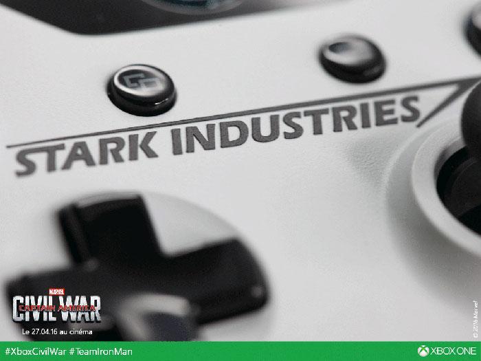 Xbox One Stark 1
