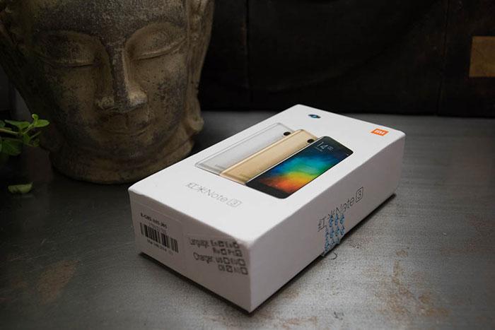 Xiaomi Redmi Note 3 : image 3