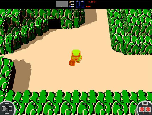 Zelda 3D 2