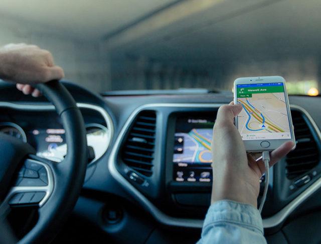 Accident GPS
