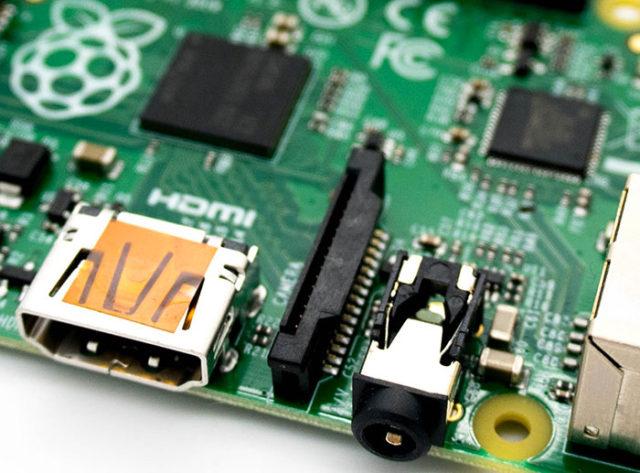 Android Raspberry Pi 3