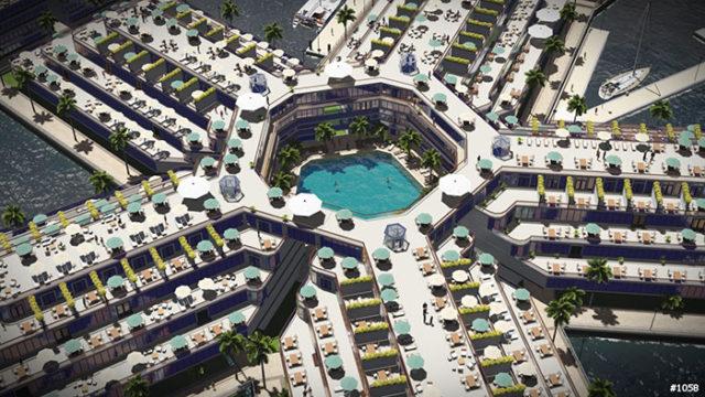 Bienvenue à Artisanopolis, la ville flottante du futur