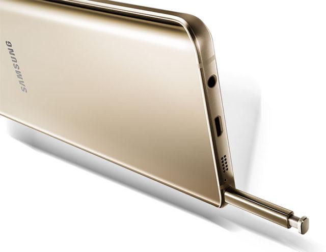 Le Samsung Galaxy Note 6 sera équipé d'un port USB Type-C