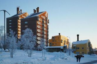 Déplacement Kiruna