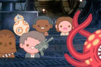 Star Wars Emoji
