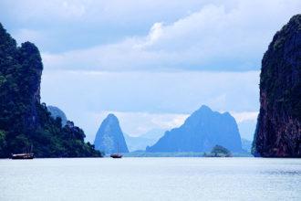 Fermeture île Thaïlande