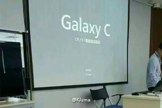 Galaxy C5 & Galaxy C7