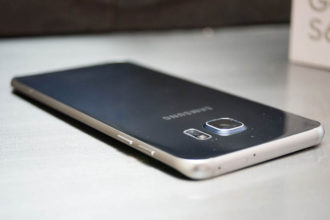 Galaxy S6 Edge+ Burn