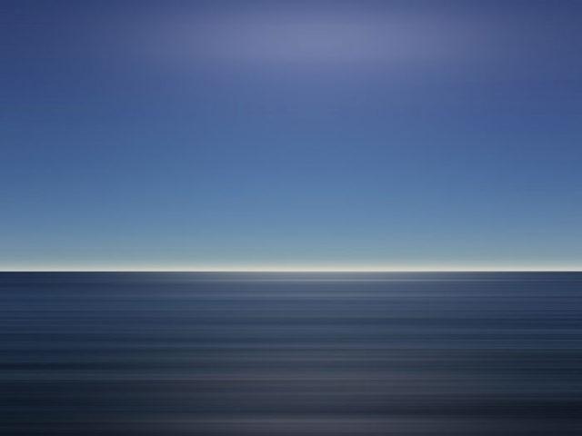 Gaz océan pacifique