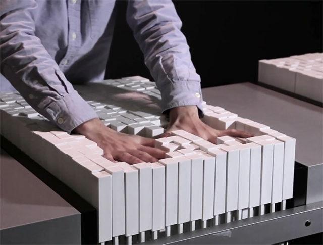 Interface eau