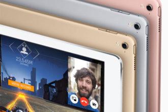 iPad Pro brické