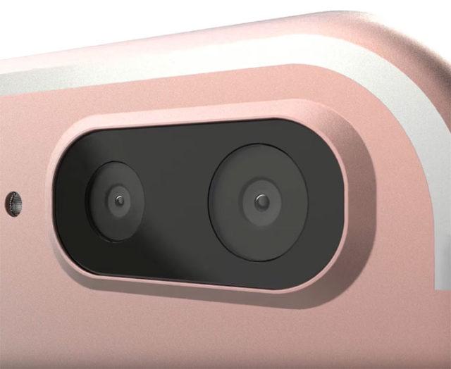 Concept iPhone 7 Plus