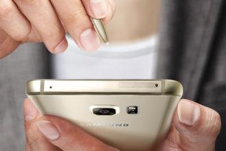 Iris Galaxy Note 6