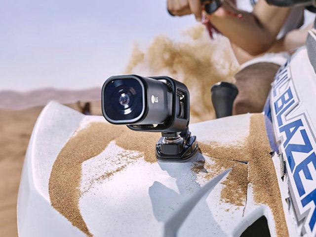 LG Action Cam 4K