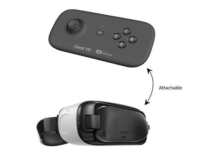 Manette Gear VR 2
