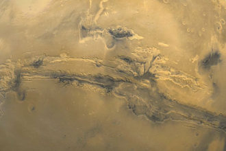 Mars Glaciaire