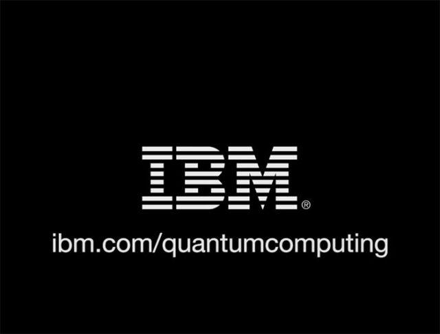 Ordinateur quantique IBM