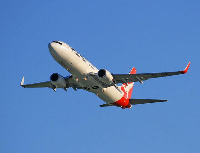 Retard Qantas