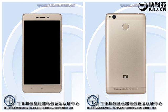 Xiaomi Redmi 3A : image 1