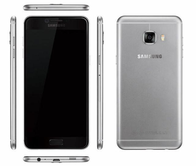 Rendu Galaxy C5 : image 1