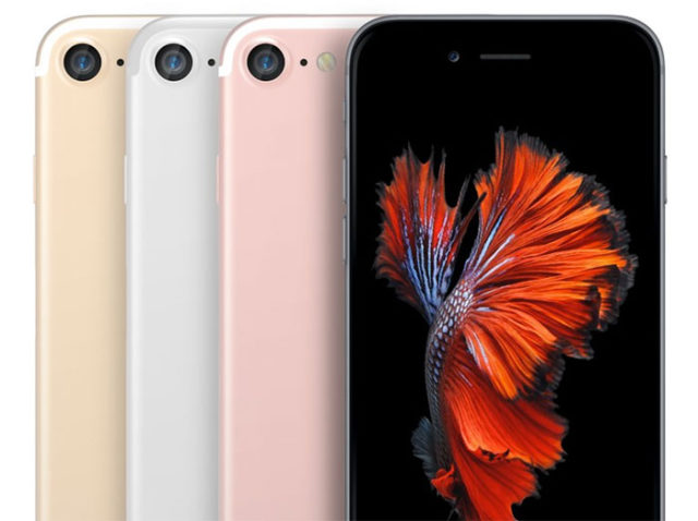 Rendu iPhone 7 : image 1