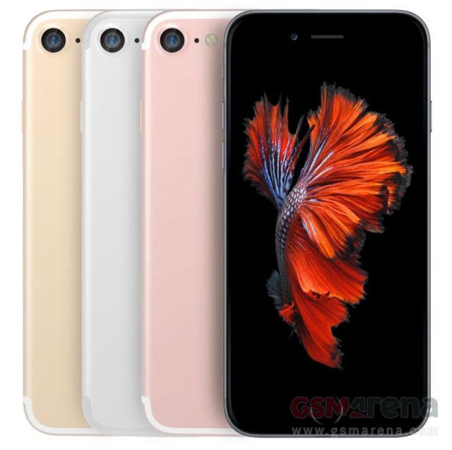 Rendu iPhone 7 : image 2