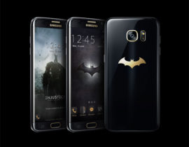 Galaxy S7 Edge Injustice Edition : image 1