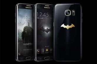 Galaxy S7 Edge Injustice Edition : image 1