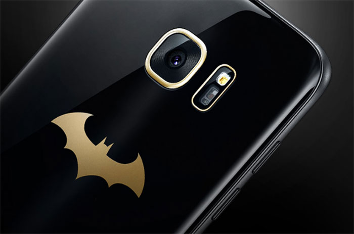 Galaxy S7 Edge Injustice Edition : image 2