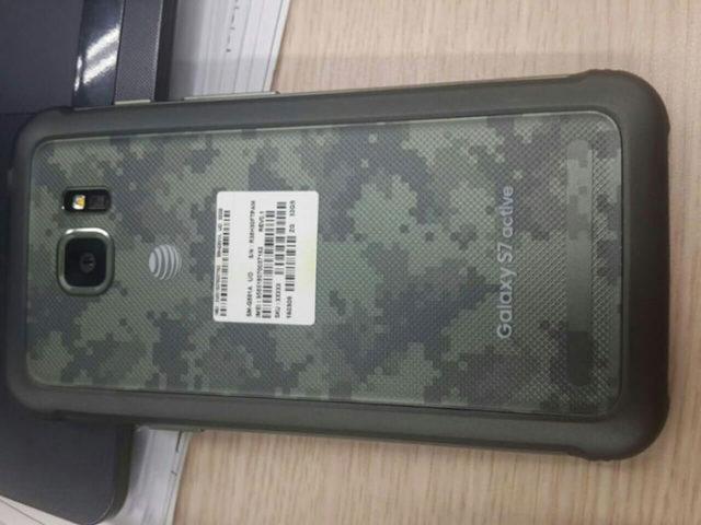 Photo Galaxy S7 Active 1
