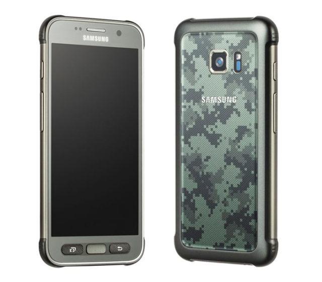 Samsung Galaxy S7 Active vert