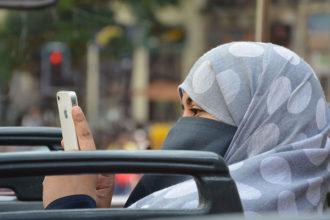 Smartphone Arabie Saoudite
