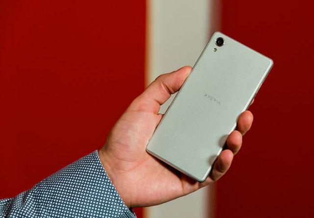 Sony Xperia X : image 2