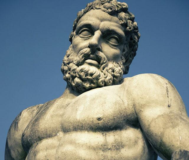 Statue Grècque