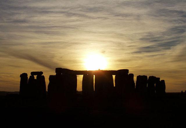 Transport pierres Stonehenge