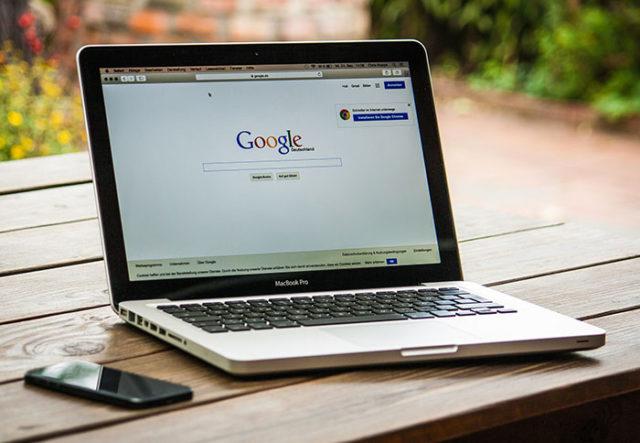 Test Google Search