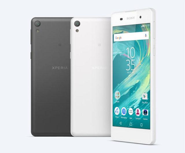 Sony Xperia E5 : image 2