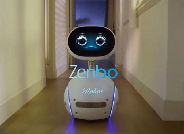 Asus : tout sur le Zenbo