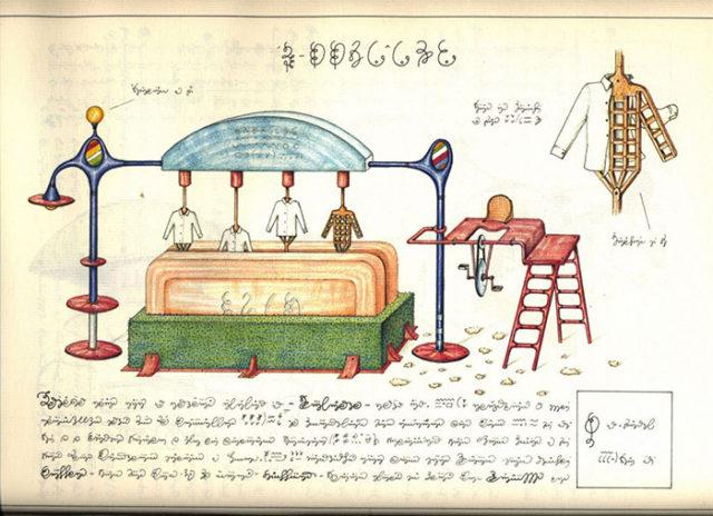Codex Seraphinianus : image 11