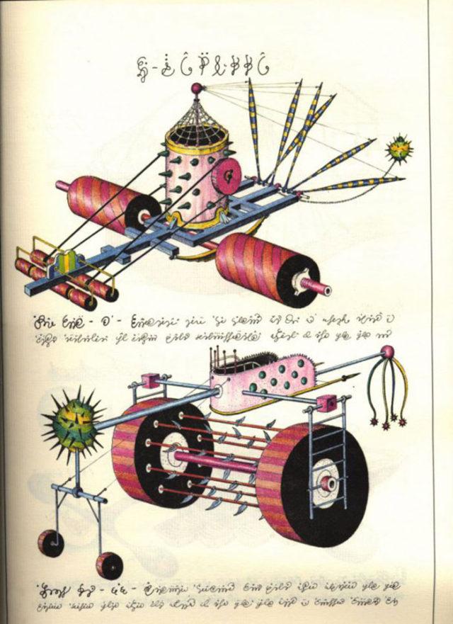 Codex Seraphinianus : image 7