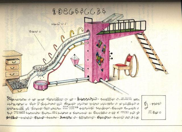 Codex Seraphinianus : image 8