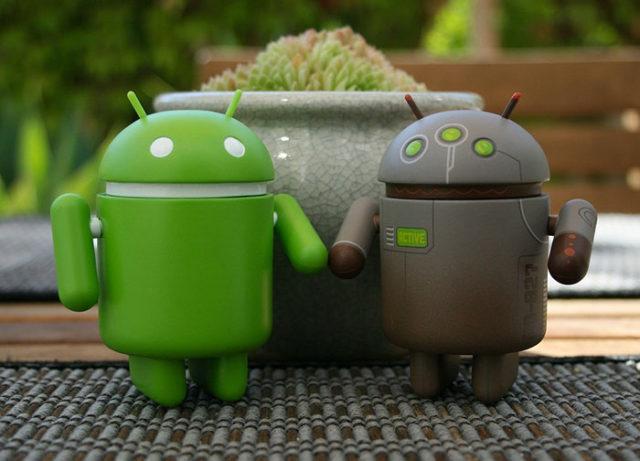 Liste terminaux Android N