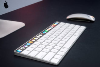 Apple Keyboard OLED : image 1