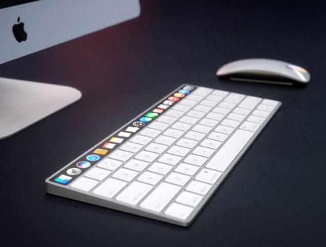 Apple Keyboard OLED : image 1