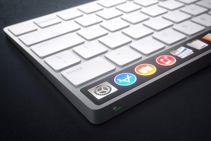 Apple Keyboard OLED : image 3
