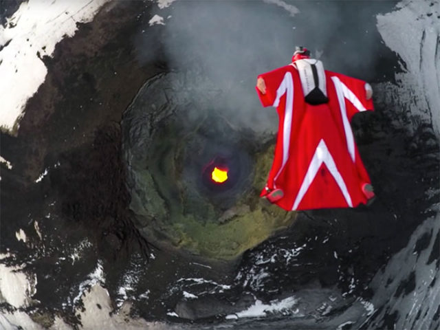 Basejump volcan