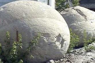 Boule pierre : image 4
