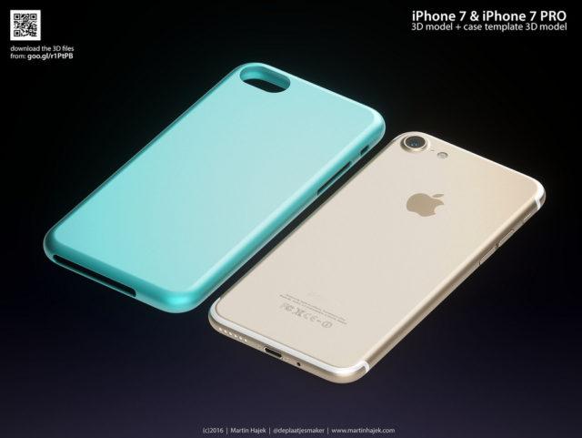 Concept iPhone 7 Martin 1