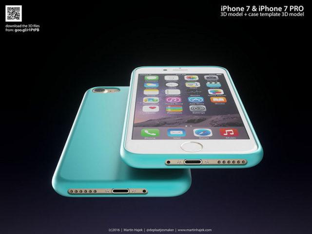 Concept iPhone7 Martin 2